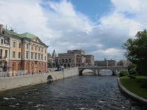 FOTOGALERIE Stockholm, capitala Suediei