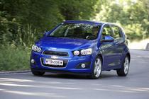 Test Drive cu Chevrolet Aveo diesel