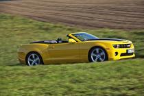 Test Drive cu Chevrolet Camaro Convertible