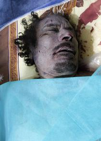 Muammar Gaddafi