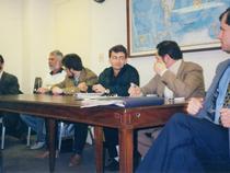 Razvan Huzuneanu (centru)