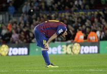 Messi, dupa ratarea penalty-ului
