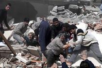 Cutremur in Turcia: persoane prinse sub daramaturi