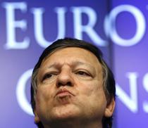 Presedintele CE, Jose Barroso