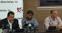 Elan Schwartzenberg, Sorin Enache si Sergiu Toader