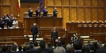 Fotogalerie: Regele Mihai in Parlament
