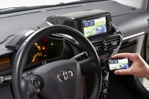 Toyota Touch Life pe modelul iQ
