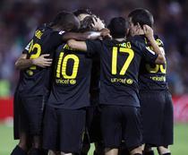 Barcelona, victorie stransa cu Granada