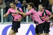 Leonardo Bonucci, gol pentru Juventus