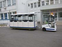 Trenuletul de vizite de la Dacia