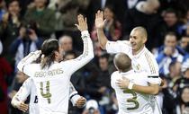 Real Madrid, 3-0 vs Villareal