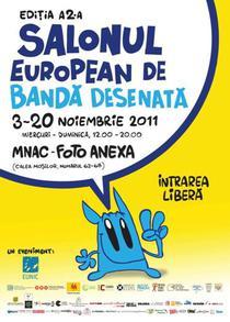 Salonul European de Banda Desenata