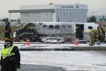 Incident aviatic in Canada
