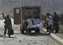 Atac sinucigas in Kabul