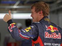 Sebastian Vettel, numarul 1