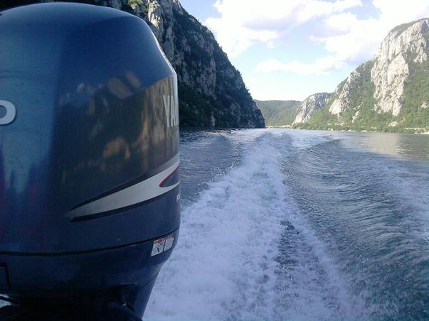 Croaziera Cazanele Dunarii