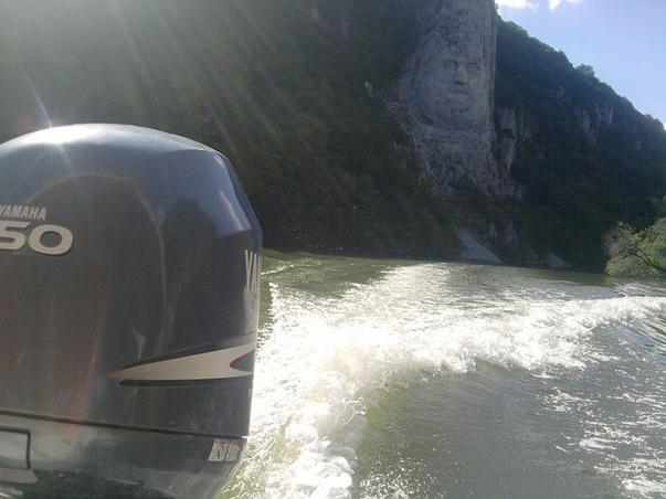 Cazanele Dunarii Croaziera