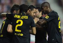 Barcelona, victorie la limita cu Gijon