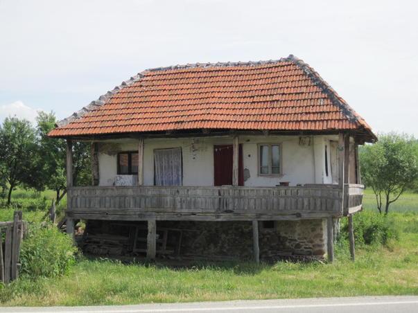 Casa din Gorj