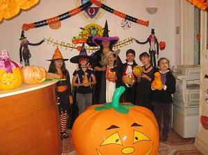 Shakespeare School - Halloween