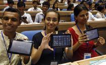India a prezentat tableta low-cost