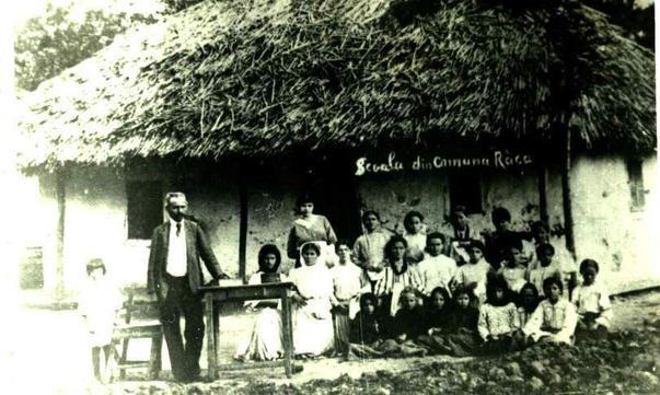 Școala de acum 200 de ani