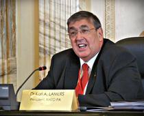 Karl Lamers, presedintele AP NATO
