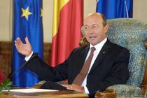 Traian Basescu, la Cotroceni