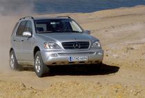 Mercedes-Benz Clasa M din 2002