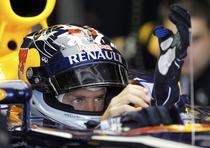 Vettel va pleca primul in Marele Premiu al Japoniei
