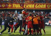 Muntenegru merge la barajul pentru EURO 2012