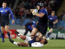 Franta elimina Anglia de la CM de Rugby
