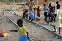 Copii sudanezi