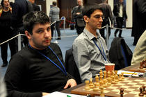 Marii maestri Constantin Lupulescu si Mircea Parligras