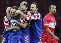 Croatia, victorie categorica la Istanbul
