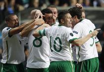 Irlanda, succes categoric in Estonia