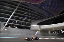 Vettel, cel mai rapid la Abu Dhabi