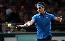 Roger Federer, intr-o forma buna la Paris
