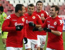 Zicu, principalul marcator al celor de la TSKA Sofia