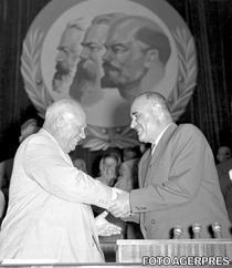 Hrusciov si Dej (1960)