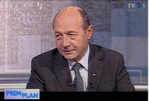 Traian Basescu la Prim Plan
