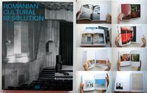 Albumul Romanian Cultural Resolution publicat de Hatje Cantz