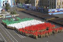 Parada militara in Teheran