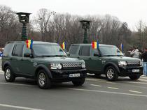 Autovehicule dotate cu sisteme de termoviziune