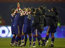 Sarbatoare in Croatia: nationala de fotbal merge la EURO 2012