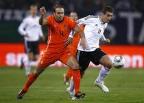 Olanda, partida de cosmar contra Germaniei