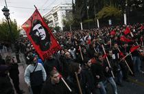 Proteste in Atena