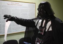 Darth Vader de Ucraina