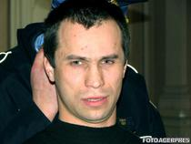 Serghei Gorbunov, la inceputul procesului in 2009