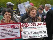 Cereri la Occupy Wall Street